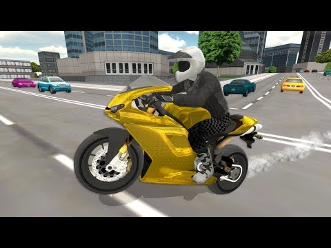 video review of Extreme Bike Driving 3D