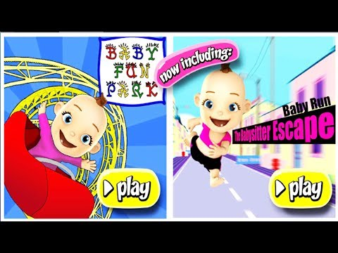 Baby Fun Park Baby Game 3d | Kids Game | Android Game play For Kids (HD)