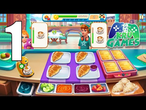 Cooking Sizzle: Master Chef Gameplay Walkthrough #1 (Android, IOS)