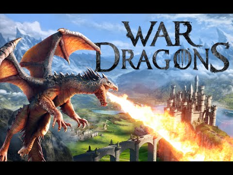 WAR DRAGONS Android / iOS Gameplay = First Steps
