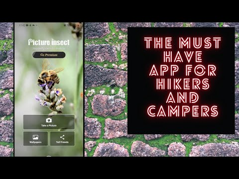 A must have APP for Hikers/Campers