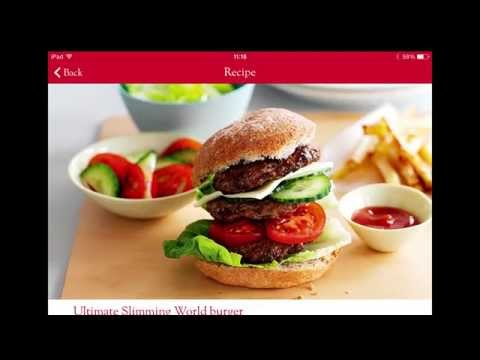 Slimming World free app for Android, iPhone and iPad