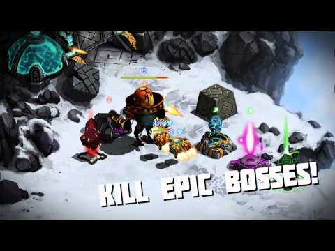 video review of Ancient Planet Tower Defense Offline