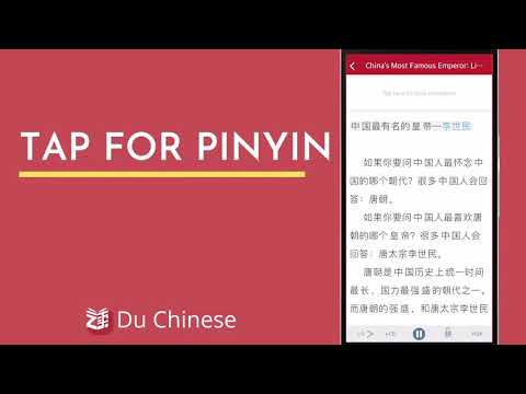video review of Du Chinese