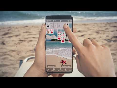video review of Solitaire Free Game