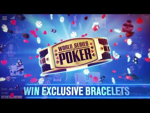 video review of World Series of Poker WSOP Free Texas Holdem Poker