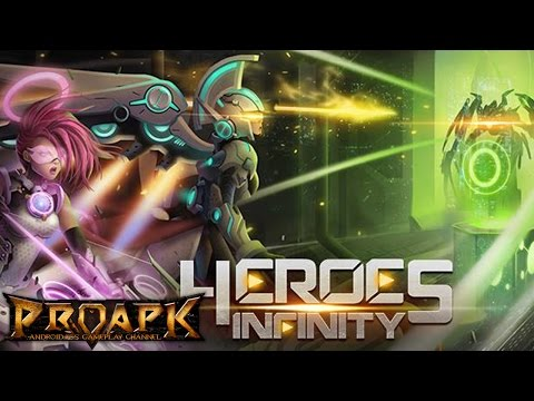 Heroes Infinity Android Gameplay