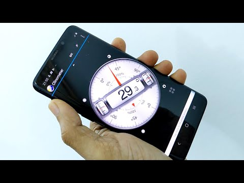 Best Android Clinometer (Protractor) - Bubble Level App?
