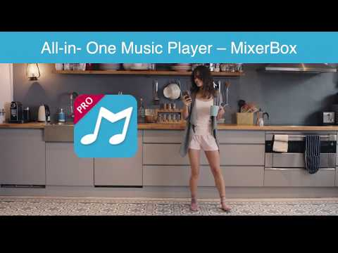 video review of (Download Now) Free Music MP3 Player PRO