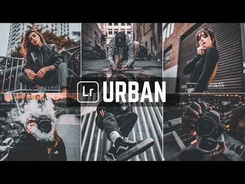 How to Edit Urban Photography - Lightroom Mobile Presets Free DNG | Lightroom Mobile Urban