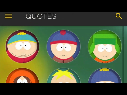 Best Southpark Android APP for all character-------VOICES