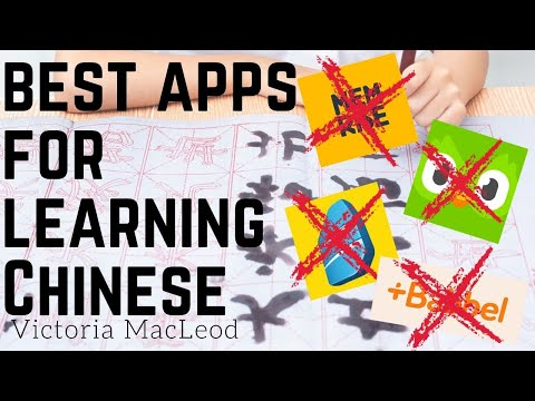 BEST FREE Apps for Learning Chinese 2020!