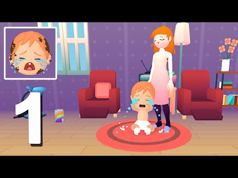Parenting Choices (By Lion Studios) Gameplay Part 1 (Android iOS)