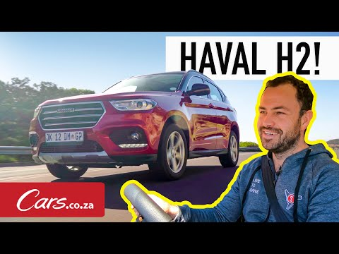 2020 Haval H2 Facelift Review - What's new, what's changed   buying advice