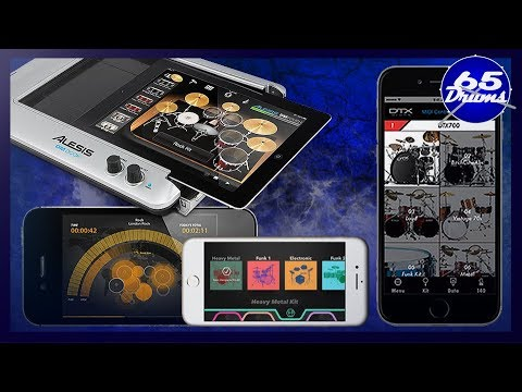 ALL The Electronic Drum Apps!
