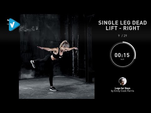 #Puma Guide: PUMATRAC Legs for Day with Emily Cook Harris