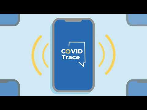 video review of Covid Trace Nevada