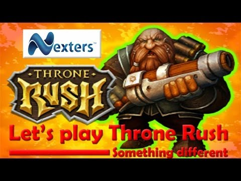 Throne Rush - Let's try something else!