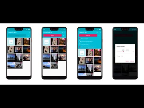 Photo Collage Maker Android App with Source Code