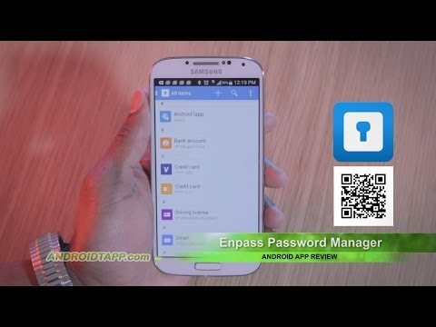 Enpass Password Manager (Android App Review)