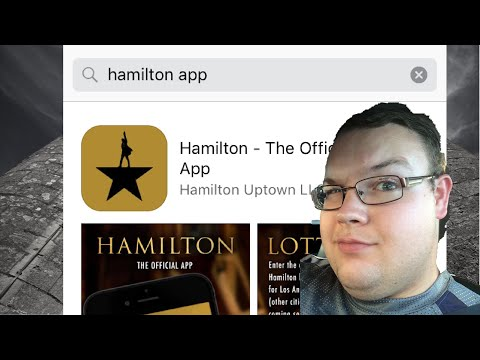 Hamilton App Reaction