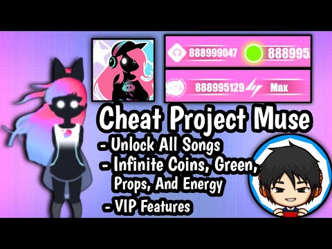 Cheat Project Muse latest version