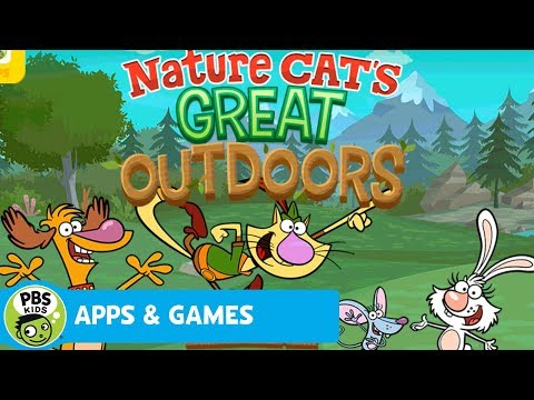 video review of Nature Cat's Great Outdoors