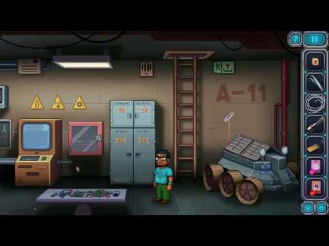 video review of Lost in Space and Time-Point and Click Pixel Quest