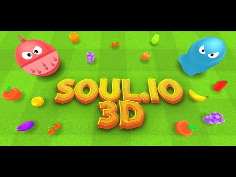 Soul.io 3D Official Gameplay Trailer