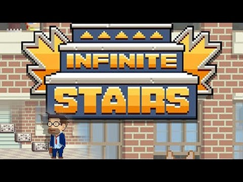 Infinite Stairs - Android Game-play HD