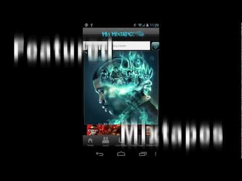 My Mixtapez Android App - How to download Mixtapes for free- My Mixtapes