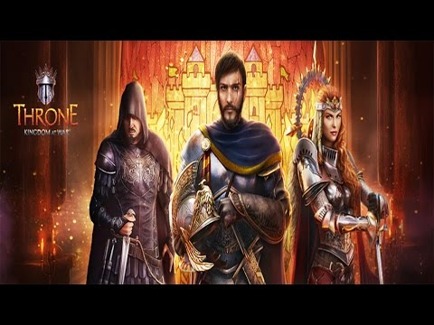 Throne : Kingdom at War Android Gameplay (HD)