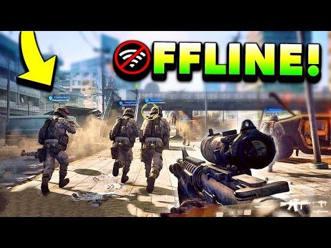 This OFFLINE SHOOTING Game for iOS/Android Is Actually Good! (Cover Fire)