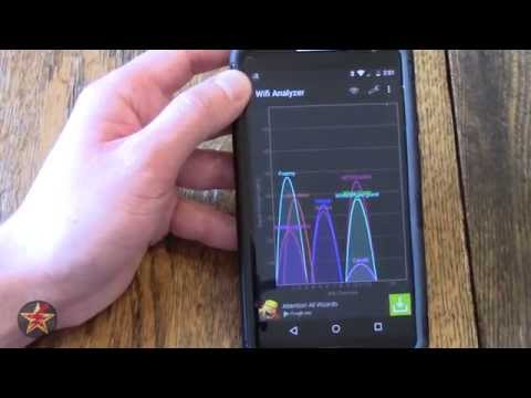 Android App Review: Wifi Analyzer