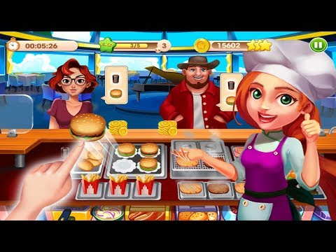 Cooking Talent - Restaurant manager - Chef game Android Gameplay