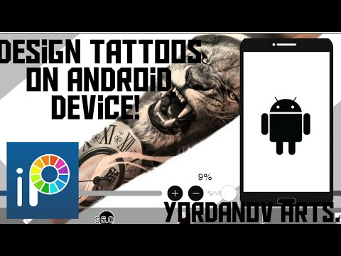 Tattoo How To : Design A Tattoo On Any Android Device