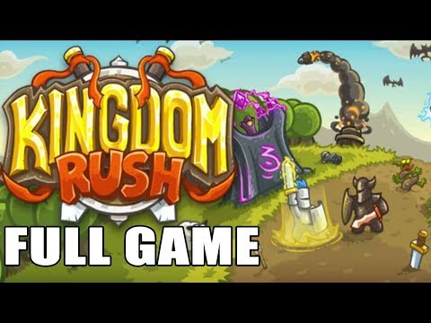 Kingdom Rush (3 Stars)【FULL GAME】| Longplay