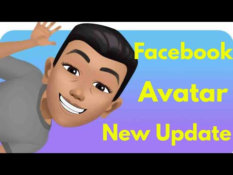 How To Create/Make Facebook Avatar On Android Mobile & ios