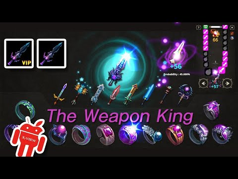 The Weapon King Gameplay Walkthrough Android / iOS