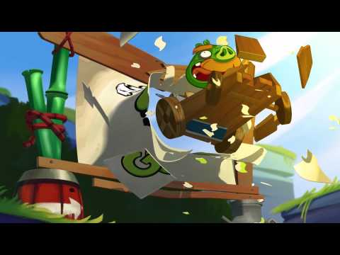 video review of Angry Birds Go!
