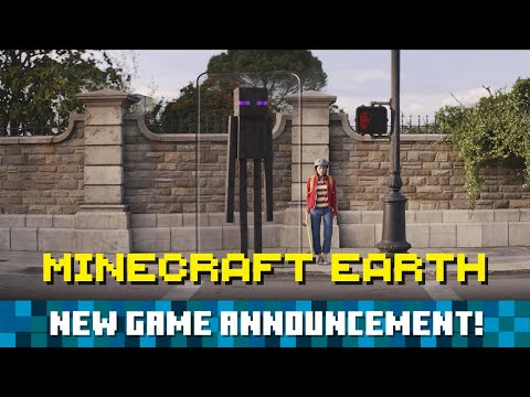 video review of Minecraft Earth