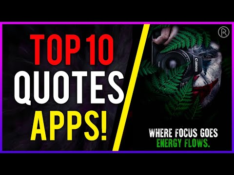 Top 10 Best Motivational Quotes Apps for Android/iOS
