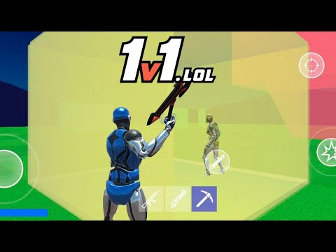1v1 LOL Android Gameplay [1080p/60fps]
