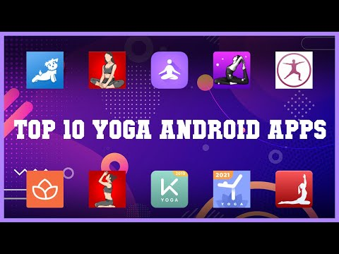 Top 10 Yoga Android App | Review