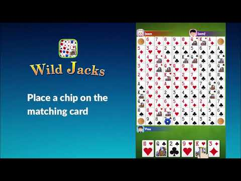 video review of Wild Jack: Card Gobang