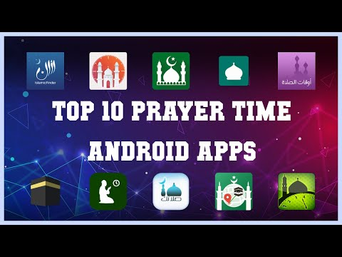 Top 10 Prayer Time Android App | Review