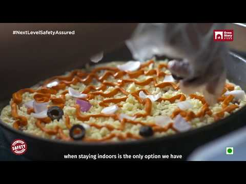 video review of Oven Story Pizza