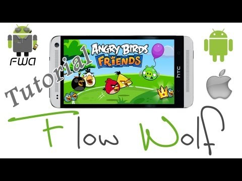 Angry Birds Friends on Mobile - iOS - Android - Tutorial