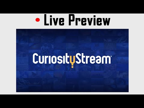 Curiosity Stream: The Place for Documentaries and More