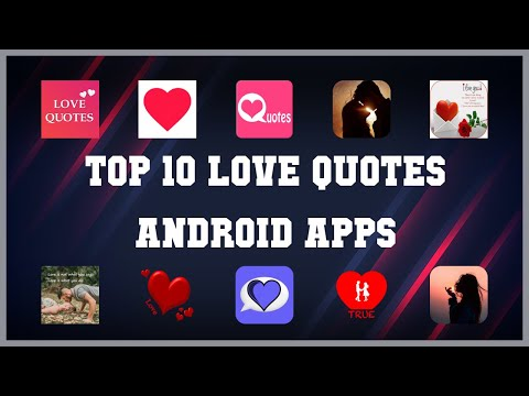 Top 10 Love Quotes Android App | Review